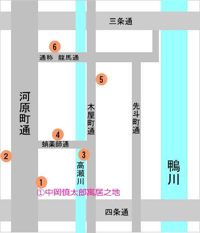 幕末京都地図1