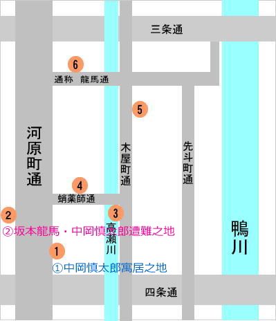 幕末京都地図1-2
