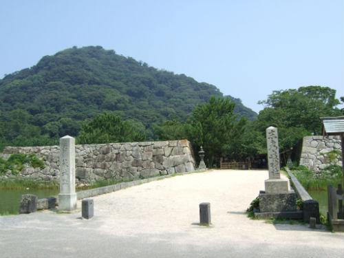 史蹟萩城跡