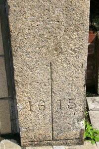 外国人居留地時代の標柱(15番と16番)