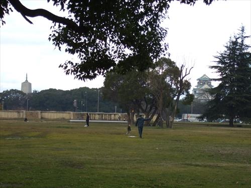 難波宮公園