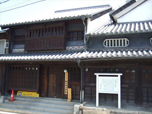 鞆の浦・福山市重要文化財⑤鞆の津の商家