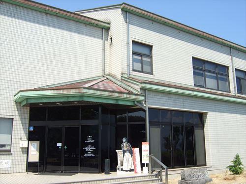 鞆の浦歴史民俗資料館前