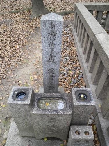 大阪城・淀君之霊