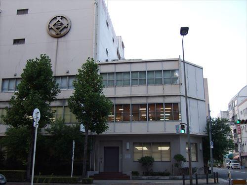 薩摩藩大坂蔵屋敷・三井倉庫