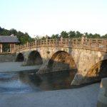 石橋記念公園の西田橋