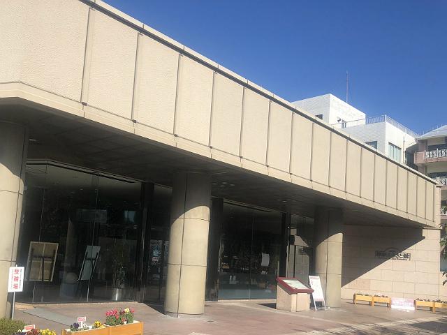 「維新ふるさと館」入口