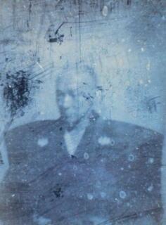 島津斉彬の写真(銀板)