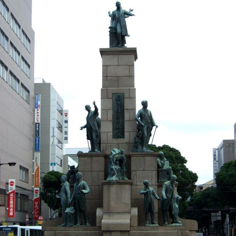 若き薩摩の群像