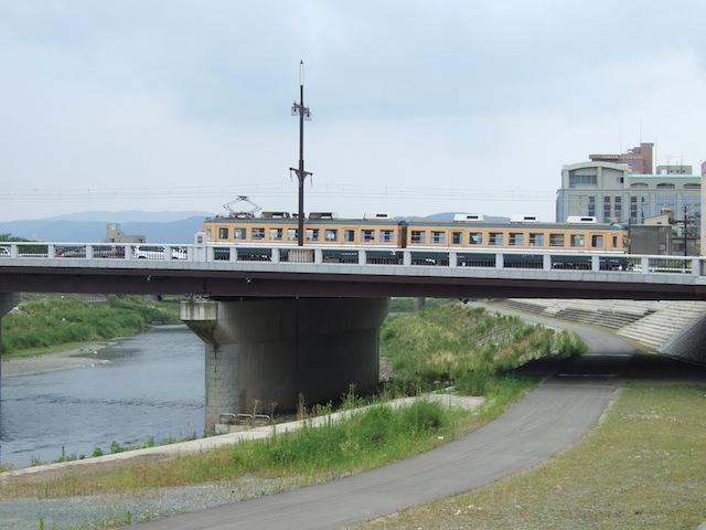 路面電車(福井鉄道・福武線)